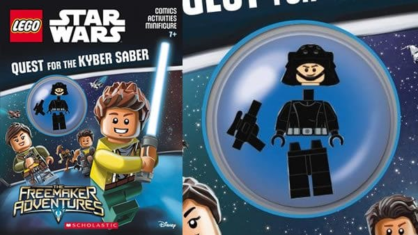 LEGO Star Wars Quest for the Kyber Saber