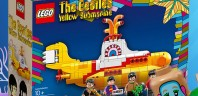 Concours : un set LEGO Ideas 21306 The Beatles Yellow Submarine à gagner !
