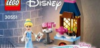 Nouveau polybag Disney : 30551 Cinderella's Kitchen