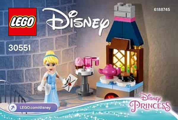 30551 Cinderella's Kitchen