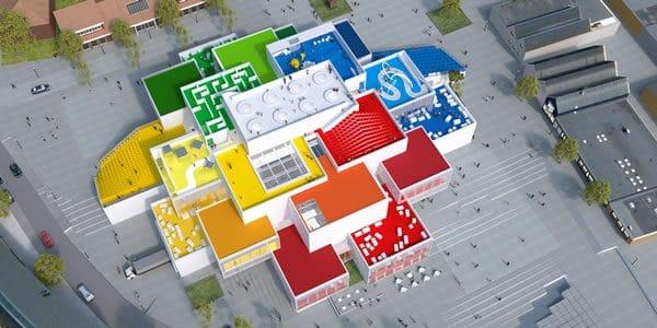 The LEGO House@Billund