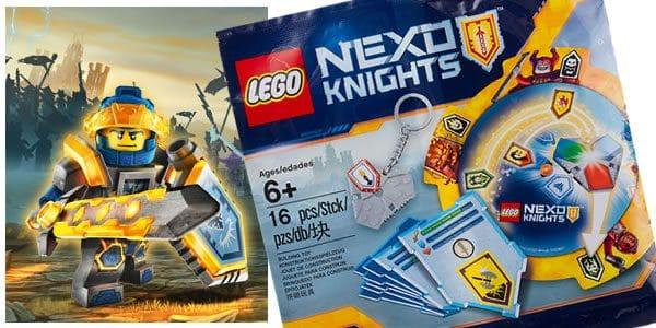 5004911 LEGO Nexo Knights Crafting Kit