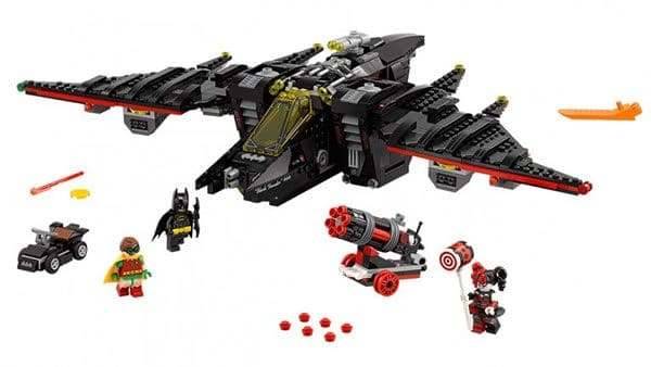 The LEGO Batman Movie : 70916 The Batwing