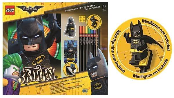 The LEGO Batman Movie - Set de Papeterie