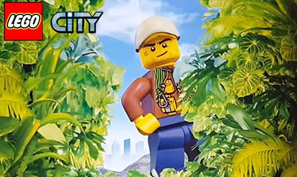 lego city en 2017 welcome to the jungle - Lego City Pompier