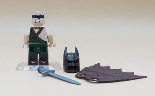 Chaos in Gotham City : Exclusive Tartan Batman