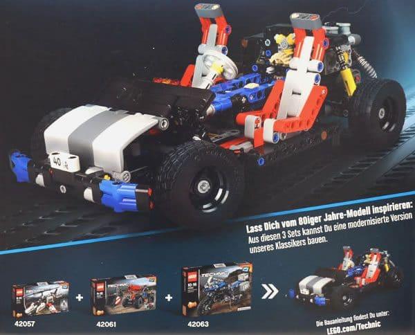 """LEGO Technic : Le """"cadeau"""" de LEGO pour le 40ème anniversaire de la gamme"""