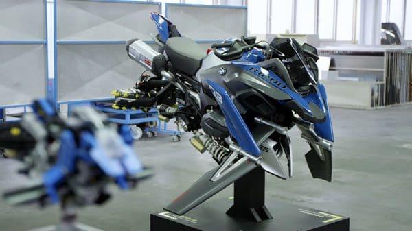 LEGO Technic® 42063 BMW R 1200 GS Adventure Design Concept Hover Ride