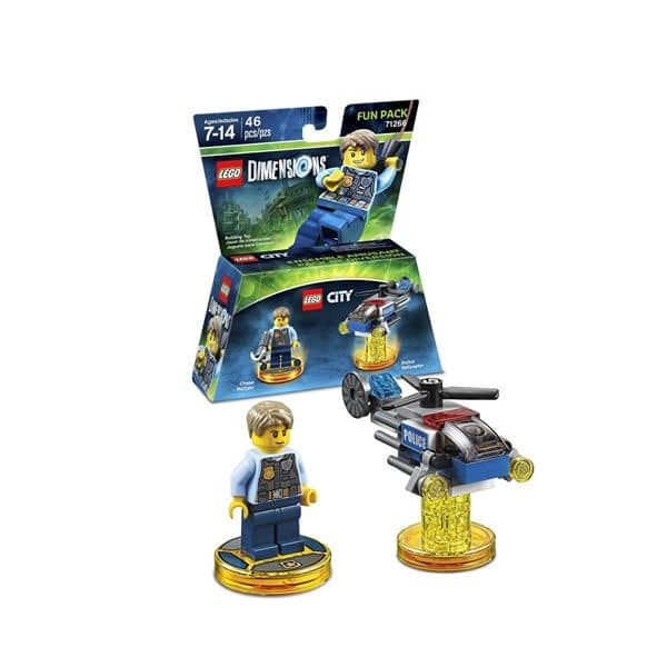 71266 LEGO City Undercover Fun Pack