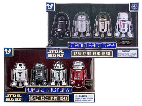 Disney Star Wars Droid Factory