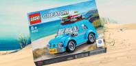 En avril sur le Shop@Home : Set LEGO Creator 40252 Mini Volkswagen Beetle et polybag City offerts