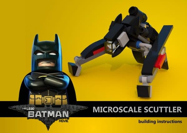 lego micro scale scuttler