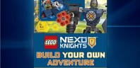 LEGO Nexo Knights Build Your Own Adventure : Ce sera Robin et une Battle Suit exclusive