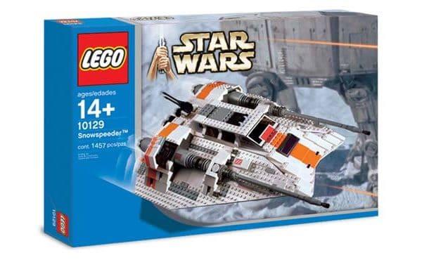 LEGO Star Wars Ultimate Collector Series 10129 Snowspeeder