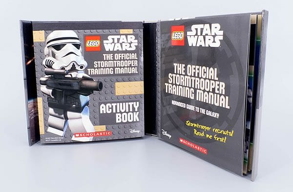 LEGO Star Wars The Official Stromtrooper Training Manual