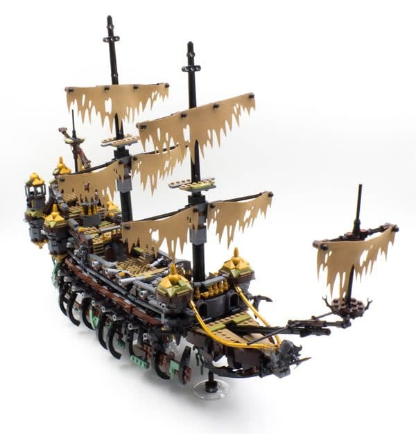 LEGO 71042 The Silent Mary