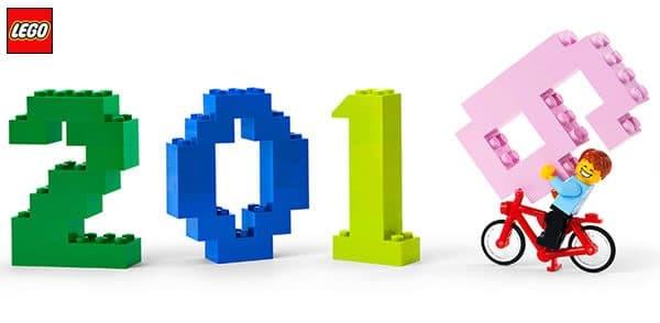 Conférence de presse : LEGO dévoile ses chiffres pour 2016