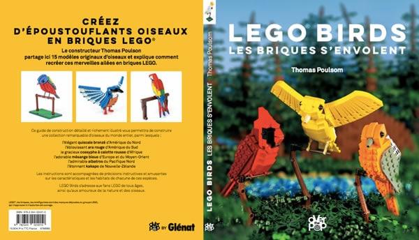 Nouveau livre en français - LEGO Birds : les briques s'envolent
