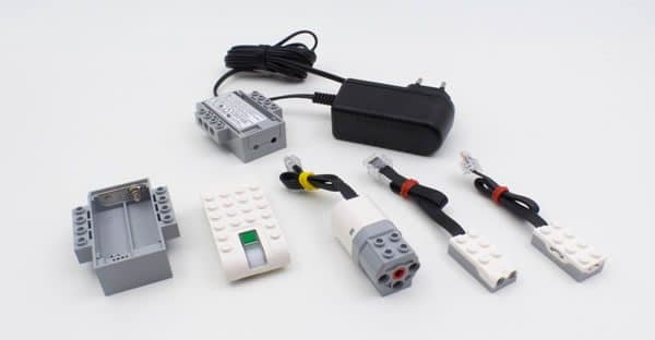 Kit de démarrage LEGO Education WeDo 2.0