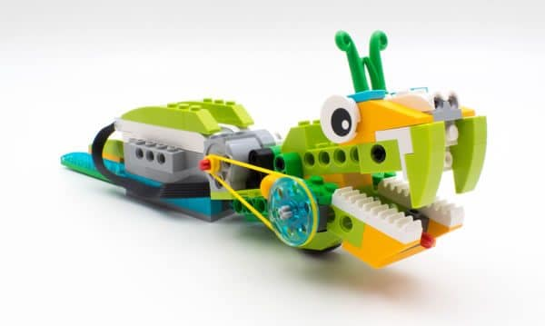 Kit de démarrage LEGO Education WeDo 2.0