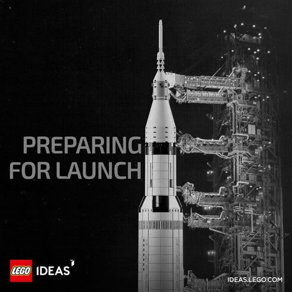 lego saturn v instructions