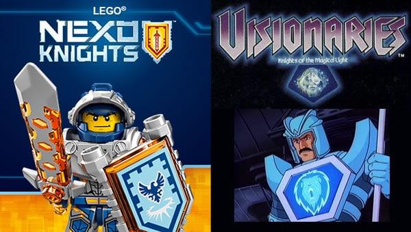 LEGO Nexo Knights : Un concept pas si inédit ni original qu'il en a l'air... - Hoth Bricks