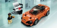 LEGO Speed Champions 75880 McLaren 720s : Quelques visuels officiels
