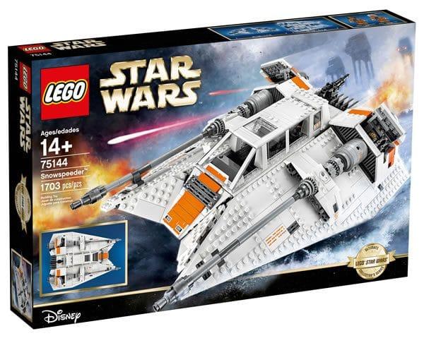 LEGO Star Wars UCS 75144 Snowspeeder