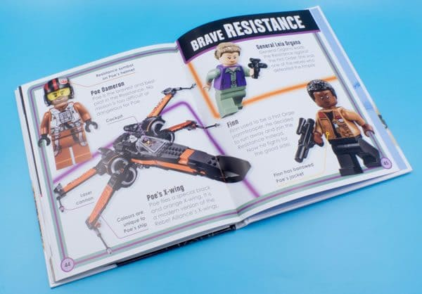 The Amazing Book of LEGO Star Wars