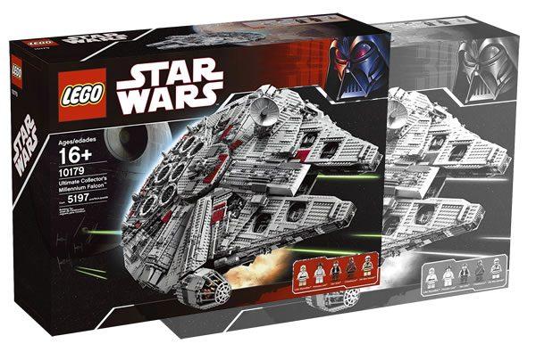 Réédition du Millennium Falcon UCS : Le marronnier des fans de LEGO
