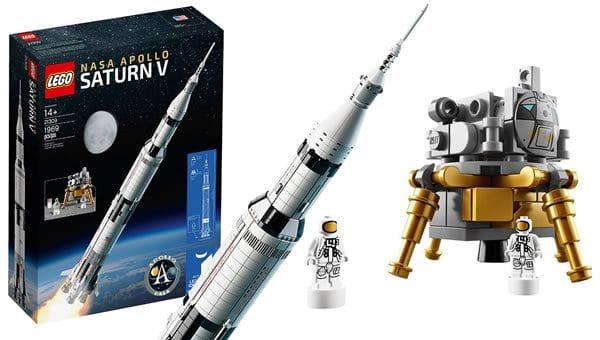 LEGO Ideas 21309 NASA Apollo Saturn V : Tout ce qu'il faut savoir