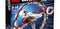 LEGO Star Wars 75191 Jedi Starfighter with Hyperdrive : les visuels officiels