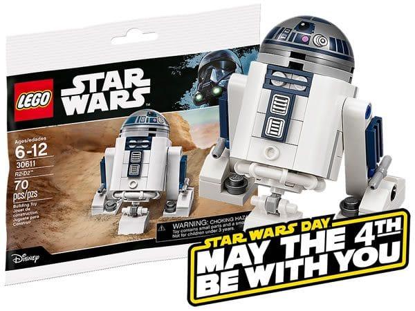 May the 4th : le détail des offres sur le Shop@Home et dans les LEGO Stores