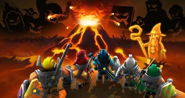 La rumeur du jour : Arrêt éventuel de la gamme LEGO Nexo Knights (ou pas)