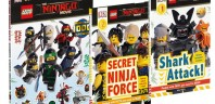 The LEGO Ninjago Movie : Quelques visuels de la Shark-Army de Lord Garmadon