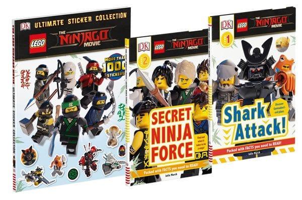 The LEGO Ninjago Movie : Quelques visuels de la Shark-Army de Lord Garmadon