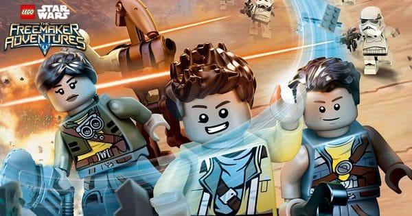LEGO Star Wars The Freemaker Adventures : Saison 2 confirmée