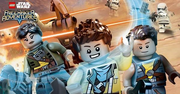Lego star wars the freemaker adventures saison 2 - Legende de chima saison 2 ...
