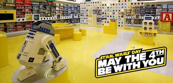 Dans les LEGO Stores : comment bénéficier de la réduction de 30% sur certains sets LEGO Star Wars