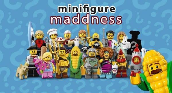 Série 17 de minifigs à collectionner en précommande chez Minifigure Madness