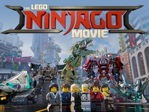 The LEGO Ninjago Movie : Premières infos sur les sets à venir