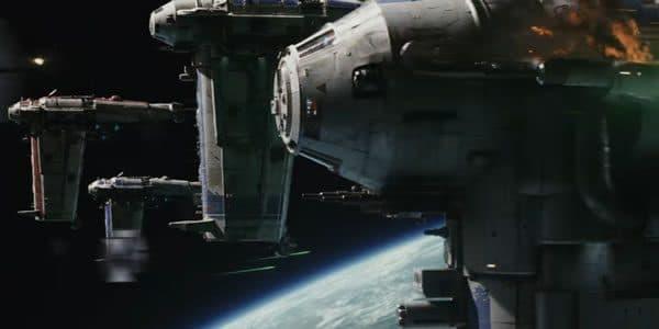 Star Wars The Last Jedi : Premier trailer disponible