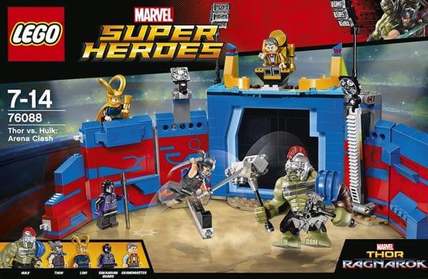 76088 Thor vs Hulk : Arena Clash