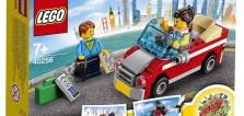 LEGO 40256 Create the World : Bientôt chez Auchan