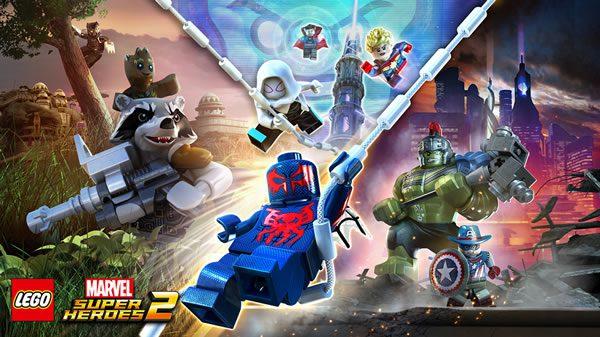 LEGO Marvel Super Heroes 2 : le trailer annoncé pour le 23 mai, le jeu pour le 15 novembre