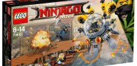 The LEGO Ninjago Movie : premiers visuels officiels pour le set 70610