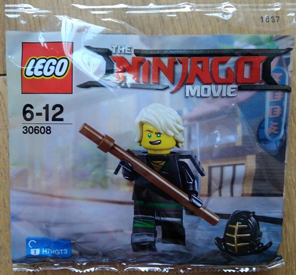 The LEGO Ninjago Movie - 30608 Kendo Lloyd