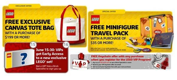 Ce que LEGO a prévu pour ses clients américains en juin prochain