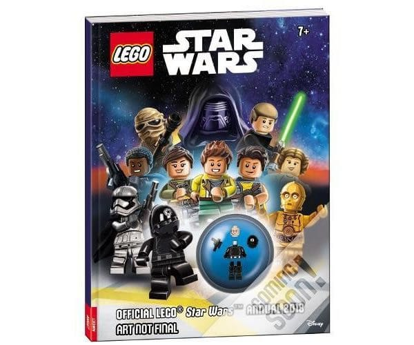 May The 4th Be With You Lego 2018: LEGO Star Wars Official Annual 2018 : Imperial Gunner