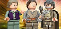 LEGO Star Wars : premier visuel de la minifig 2017 de Luke Skywalker ?